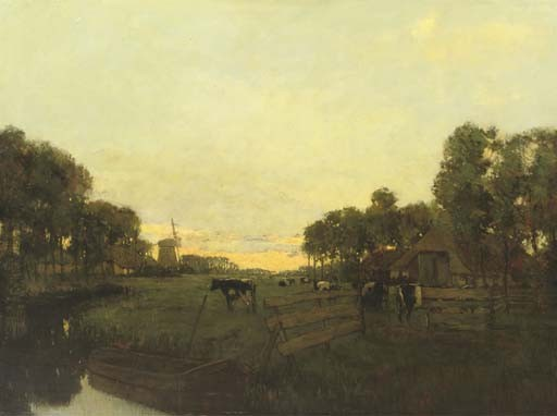 Jan Vrolijk (Dutch, 1846-1894)