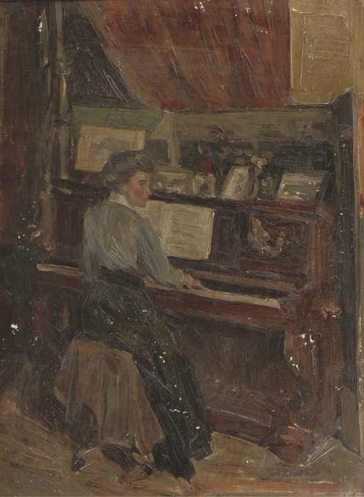 Jan Frederik Rinke (Dutch, 1863-1922)