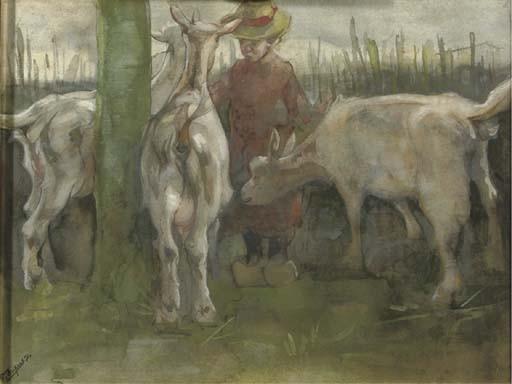 Pieter Dupont (Dutch, 1870-1911)