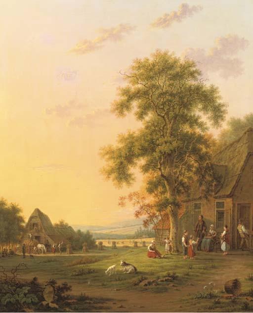Pieter de Goeje (Belgian, 1789-1859)