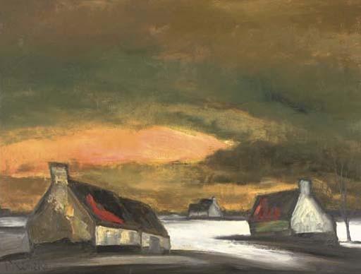 Paul Permeke (Belgian, 1918-1990)