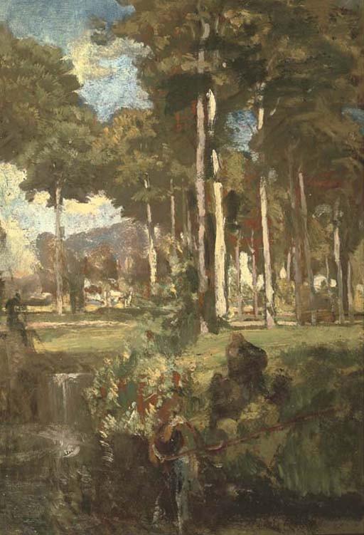 Willem van Konijnenburg (Dutch, 1868-1943)