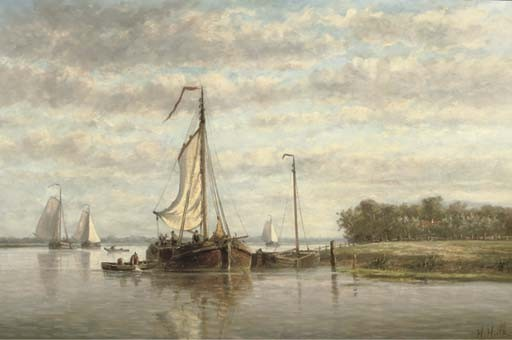 Hendrik Hulk (Dutch, 1842-1937)