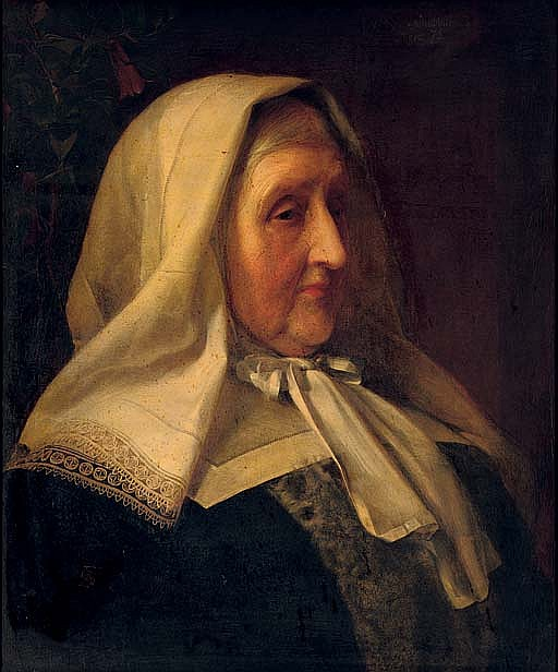 Mrs Elizabeth Clabburn
