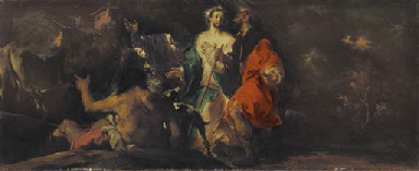 GIUSEPPE BAZZANI (Reggio Emilia 1701-1780)