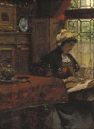Charles Boom (Belgian, 1854-1939)