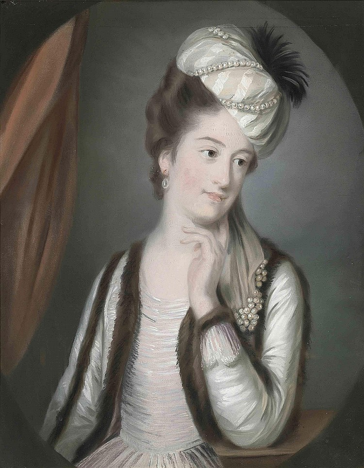Catherine Read (Dundee 1723-1778 at sea)