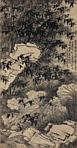 CHINESE PAINTING: SHITAO (ATTRIBUTED TO, 1642-1707) Bamboo, Lotus and Rock