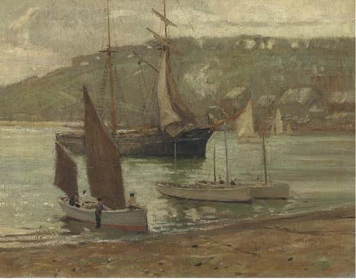 Charles David Jones Bryant (Australian, 1883-1937)
