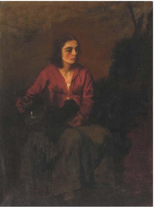 Peter Szule (Hungarian, 1886-1944)