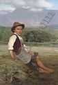 Johann Friedrich Engel (German, 1844-1921), Johann Friedrich Engel, Click for value
