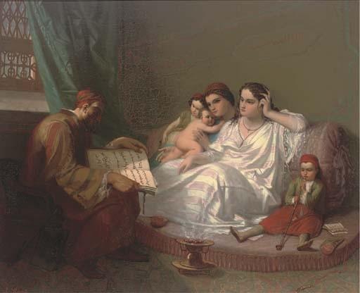 Julius Joseph Gaspard Starck (Belgian, 1814-1899)