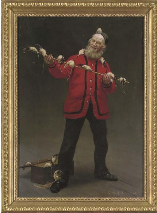 Oscar Adam Otto Matthiesen (Danish, 1861-1959)