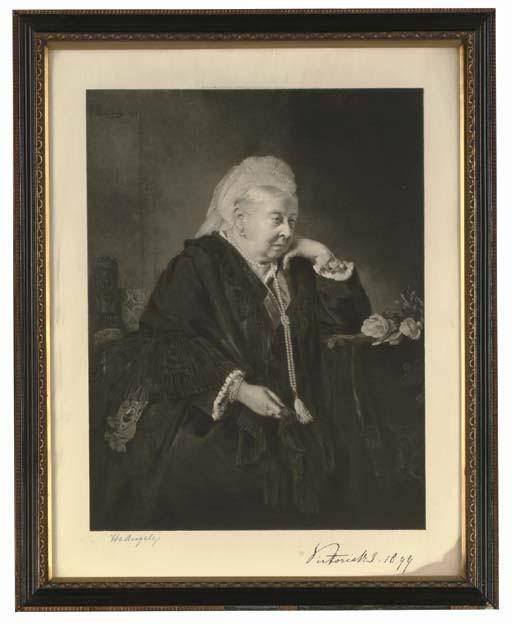 Heinrich Anton von Angeli (1840-1925)