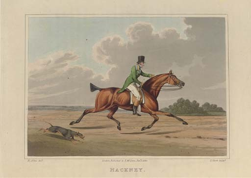 ALKEN, Henry (1784-1851). <I>The National Sports of Great Britain, with Descriptions in English</I>