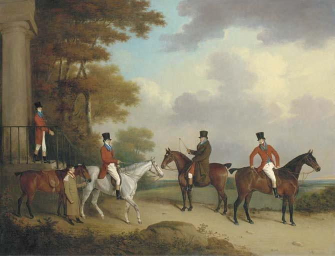 Henry Bernard Chalon (1770-1849)