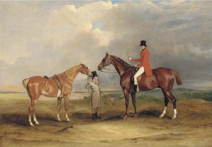 John Ferneley, Sen. (1782-1860)