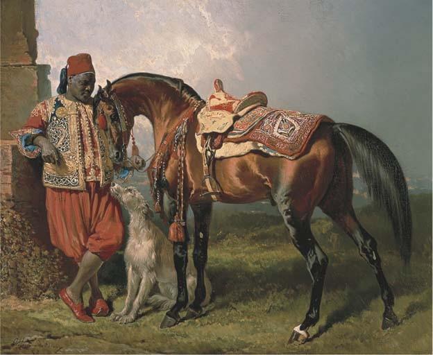 Alfred de Dreux (1810-1860)