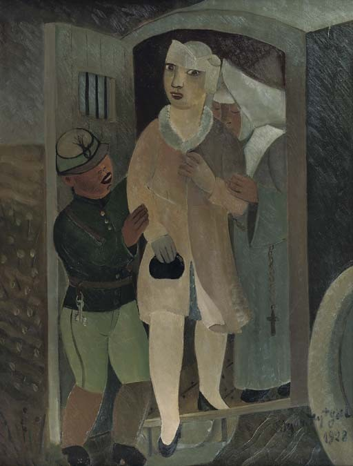 Edgard Tytgat (Belgian, 1879-1957)