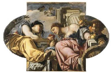 FRANCESCO RUSCHI (Rome c.1600-1661 Treviso)