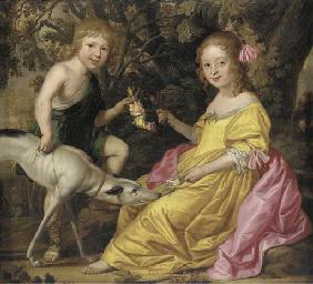JACOB FRANSZ. VAN DER MERCK (Saint-Gravendel 1610-1664 Leiden)