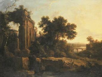 PIERRE-ANTOINE PATEL II (Paris 1648-1707)