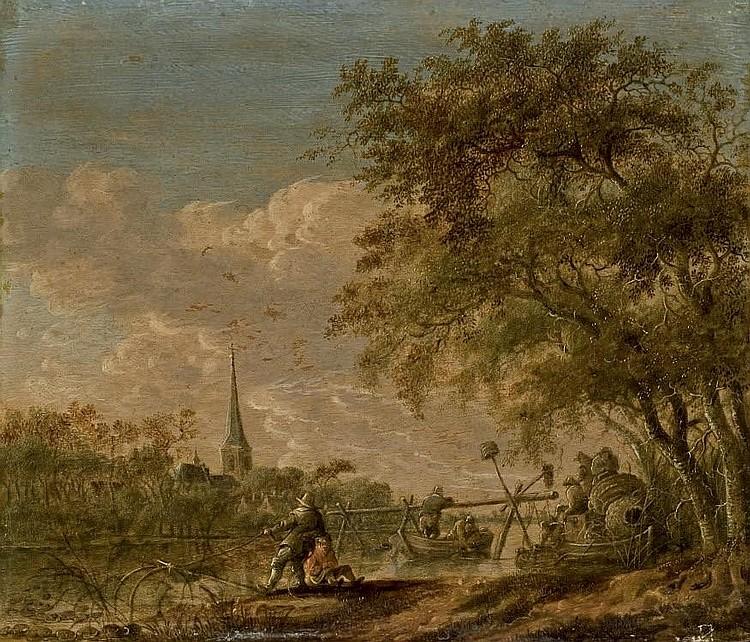 ANTHONY JANSZ VAN DER CROOS (PAYS-BAS, 1606-APRES 1662)