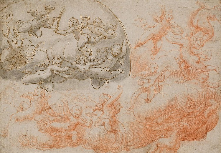 CHERUBINO ALBERTI (BORGO SANSEPOLCRO 1553-1615 ROME)