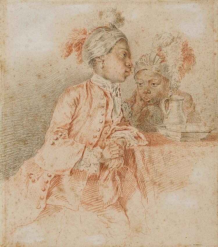 JACQUES-ANDRE PORTAIL (BREST 1695-1759 VERSAILLES)