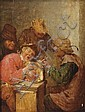 Circle of Adriaen Brouwer (Oudenaarde 1605/06-1638 Antwerp)                                        , Adriaen Brouwer, Click for value