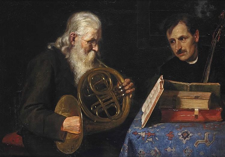 Franz Hecker (1870-1944)