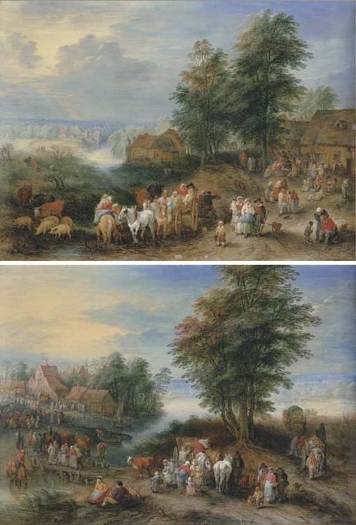 Theobald Michau (Tournai 1676-1765 Antwerp)