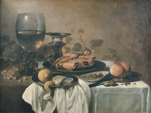 Pieter Claesz. (Burgsteinfurt c. 1579-1660 Haarlem)