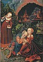 Lucas Cranach I (Kronach 1472-1553 Weimar), Lucas Cranach, Click for value