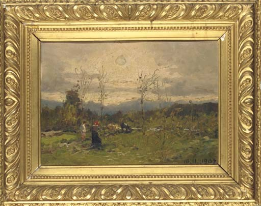 LORENZO DELLEANI (ITALIAN, 1840-1908)