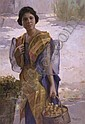 <B>FERNANDO CUETO AMORSOLO</B> (The Philippines 1892-1972), Fernando C. Amorsolo, Click for value
