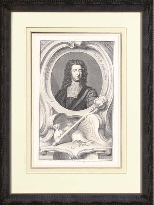 Jacobus Houbraken (1698-1780)