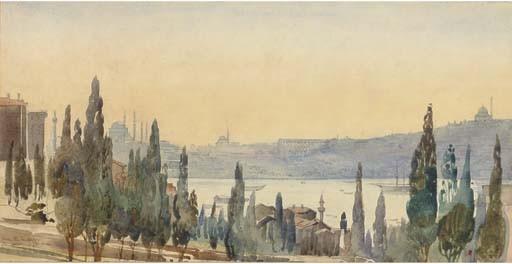 Augustus John Hare (1834-1903)
