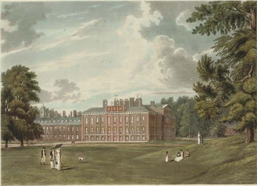 PYNE, William Henry (1769-1843). <I>The History of the Royal Residences of Windsor Castle, St.</I>