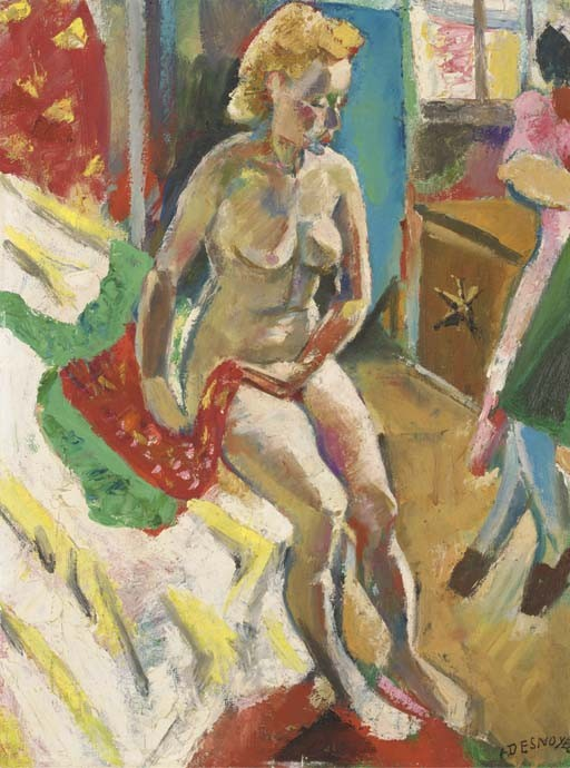FRANCOIS DESNOYER (1894-1972)