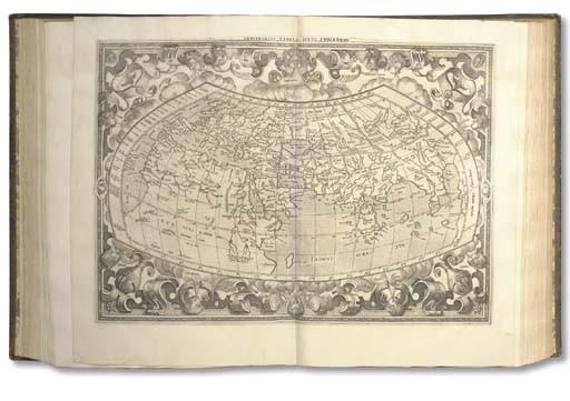 BERTIUS, Petrus (1565-1629). <I>Theatri geographiae veteris tomus prior</I> [<I>Tomus