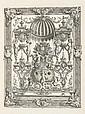 BERAIN, Jean (1630-1711). <I>Ornemens inventez par J. Berain et se vendent ches ledit autheur aux</I>, Jean Berain, Click for value
