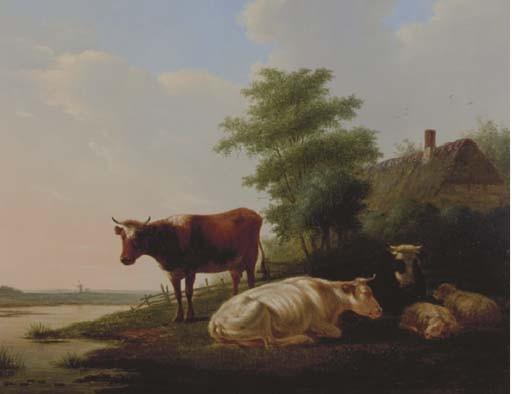 Matthijs Quispel (Dutch, 1805-1858)