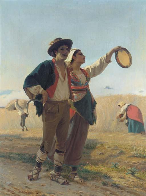 Luigi Bechi (Italian, 1830-1919)