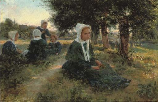Cesare Saccaggi (Italian, 1868-1934)