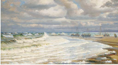 Oscar Adam Otto Matthiesen (1861-1959)