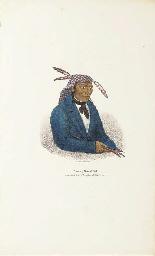 [LEWIS, James O. (1799-1858). The Aboriginal Port-folio. Philadelphia, 1835].