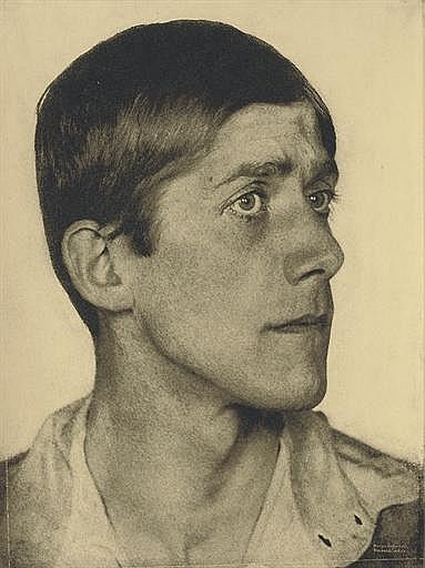 Oskar Kokoschka, 1920