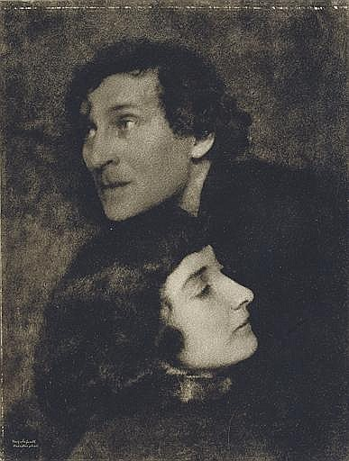 Marc and Bella Chagall, 1923