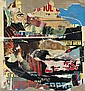 Mimmo Rotella (1918-2006) , Mimmo Rotella, Click for value